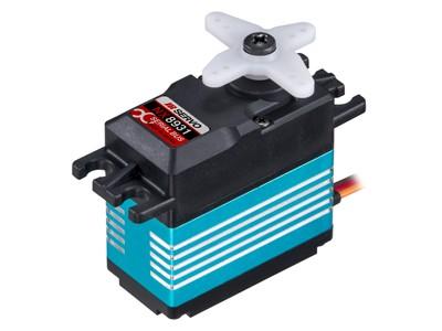 JR Propo Servo NX8931 Xbus/PWM 23(4.8V)/29.6(6.6V)/ 36.5(7.4V)kgcm 0.2(4.8V)/0.16(6.6V)/ 0.13(7.4V)S