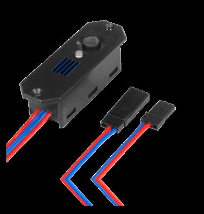 Powerbox SmartSwitch Ein-/Ausschalter JR/JR oder JR/MPX