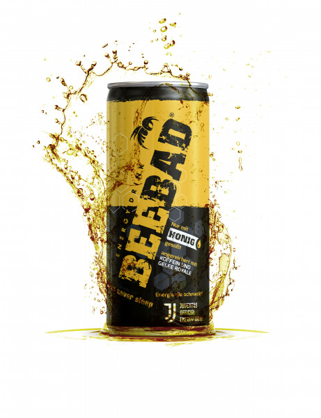 BEEBAD Energy Drink