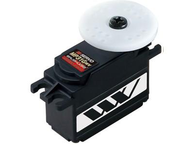 JR Propo Servo MP31GWV brushless 7.4V 0.05sec/60° 3.7kgcm 26g