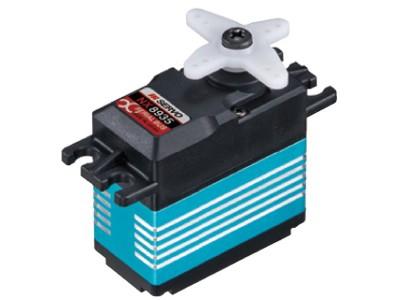 JR Propo Servo NX8935 Xbus/PWM 11.7(4.8V)/16.0(6.6V)/ 17.8(7.4V)kgcm 2BB 35x21x40.5mm 72g MG 0.10(4.